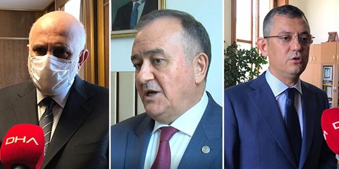 AK Parti, MHP ve CHP'den 'Yassıada' teklifine tam destek