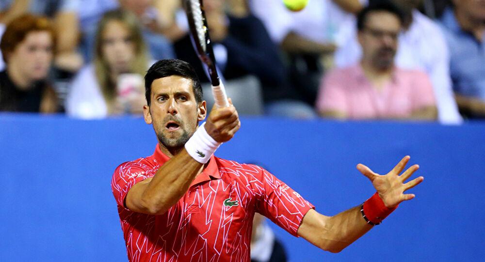 Salgının ortasında turnuva düzenleyen ünlü raket Djokovic'in koronavirüs testi pozitif çıktı