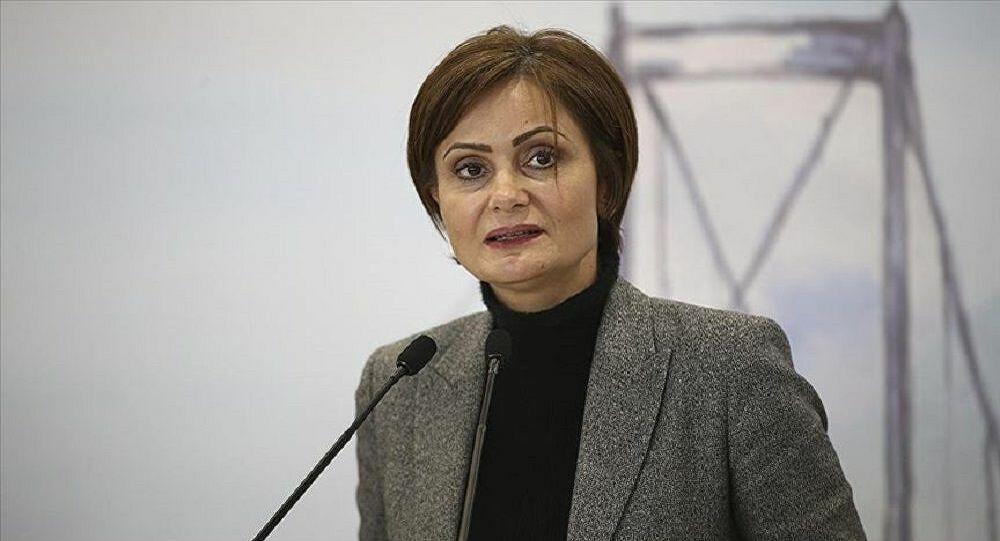 İstinaf mahkemesi Kaftancıoğlu'na verilen cezayı onadı