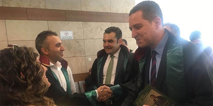 Ankara Barosu'nun yeni başkanı Erinç Sağkan oldu