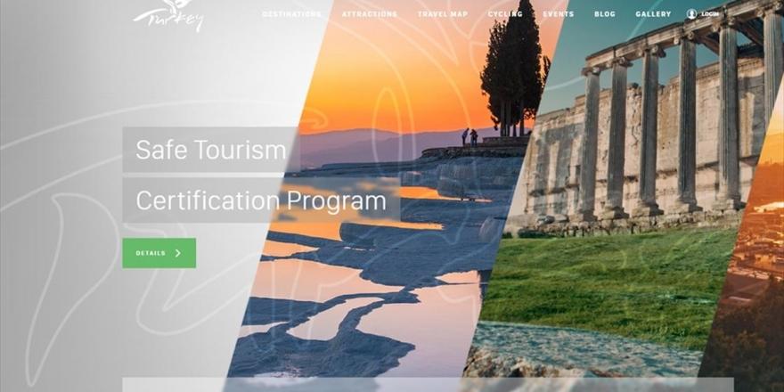 Kültür Ve Turizm Bakanlığının İki İnternet Sitesi 'Altın Örümcek İnternet Ödülü'ne Layık Görüldü