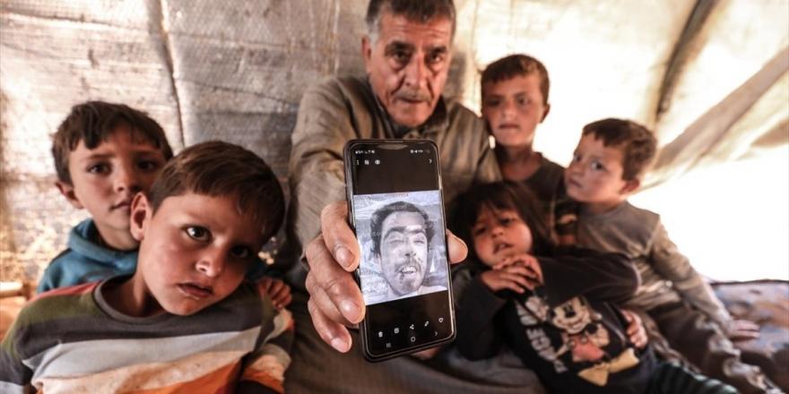 Oğlunun İşkenceyle Öldüğünü Fotoğraflardan Öğrendi