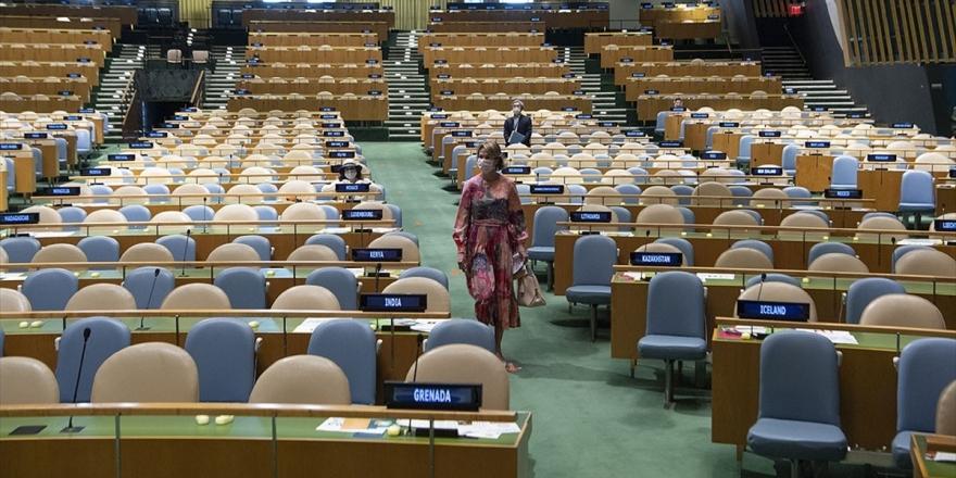 ABD İsrail'in İlhak Planları Konusunda BM Güvenlik Konseyinde Yalnız Kaldı