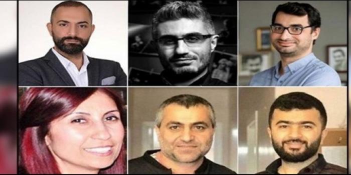 Gazeteciler Barış Terkoğlu, Ferhat Çelik ve Aydın Keser tahliye edildi