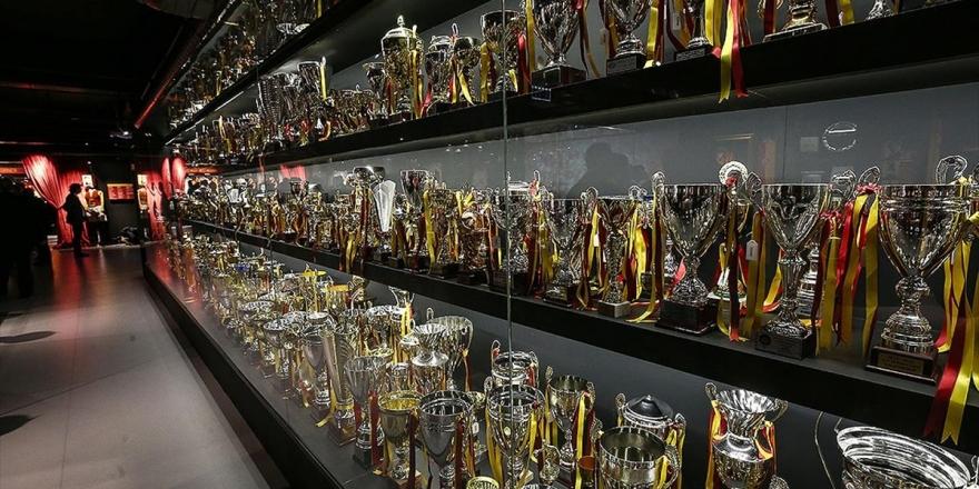 Galatasaray Stadyum Müzesi Dijital Ortamda Ziyaret Edilebilecek