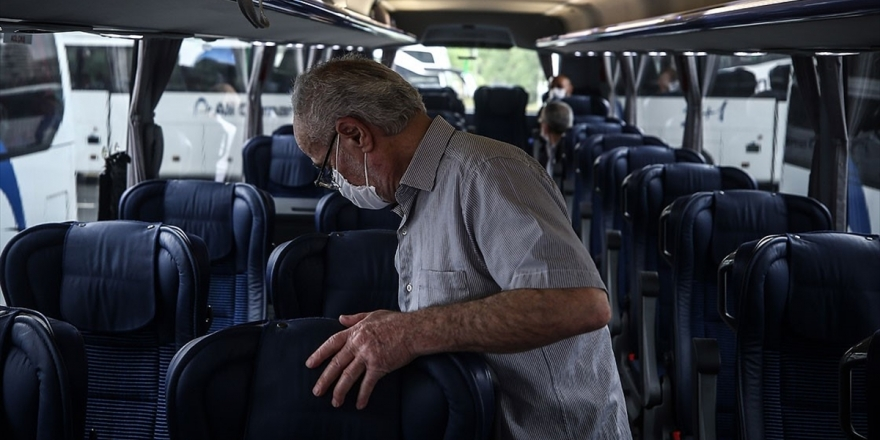 65 Yaş Ve Üzerindekiler İzin Belgesi Alarak Turizm Amaçlı Seyahat Yapabilecek