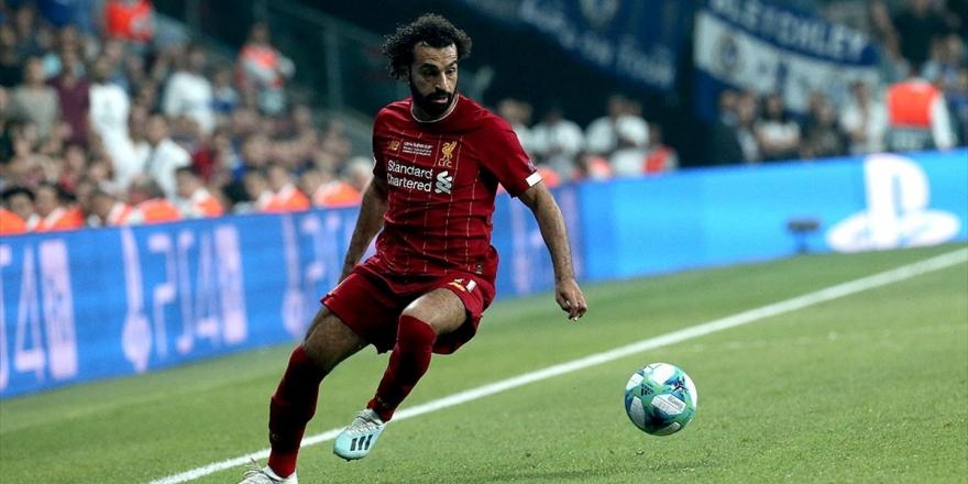Muhammed Salah Şampiyonluk İçin Gün Sayıyor