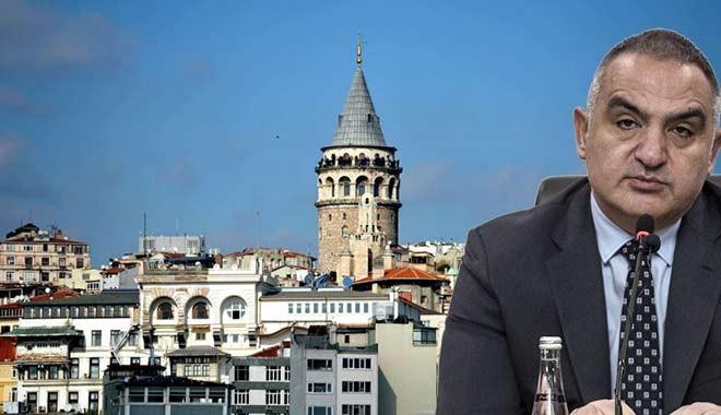 İBB'den alınıp Vakıflar'a devredilen Galata Kulesi müze oluyor