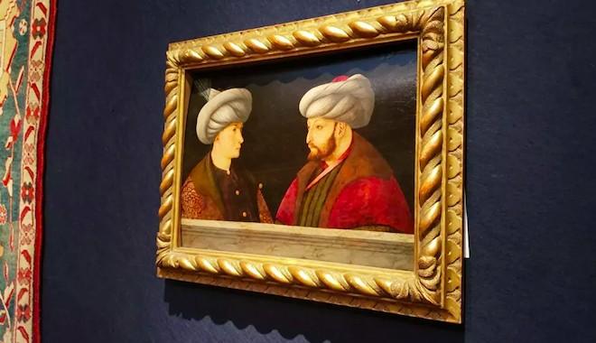 Fatih Sultan Mehmet'in portresini İBB satın aldı! İşte ödenen para