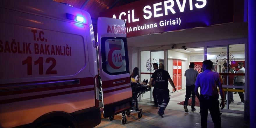 Hakkari'de PKK'lı Teröristlerin Saldırısında İçme Suyu Çalışması Yapan 2 İşçi Yaralandı