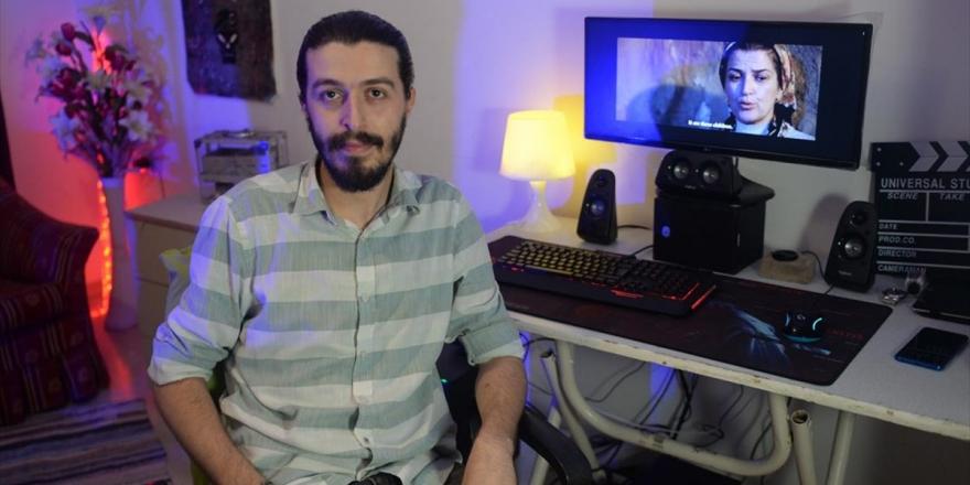 Ders İçin Çektiği Kısa Filmle Uluslararası Festivallerde Yarışıyor
