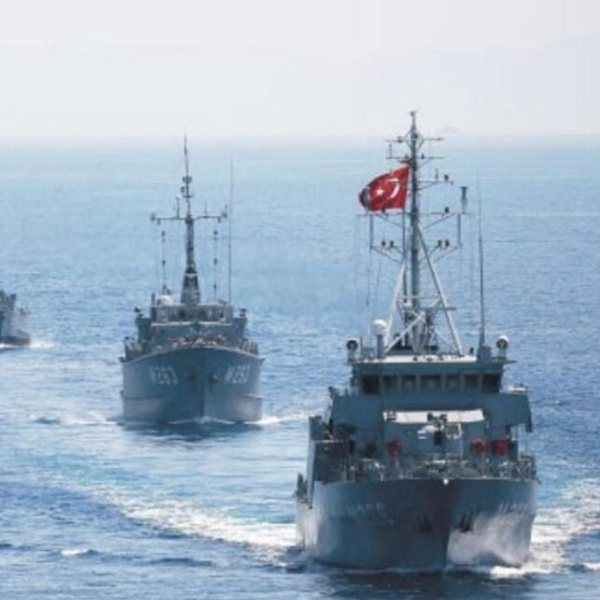 Türkiye Doğu Akdeniz'de tatbikat yapacak