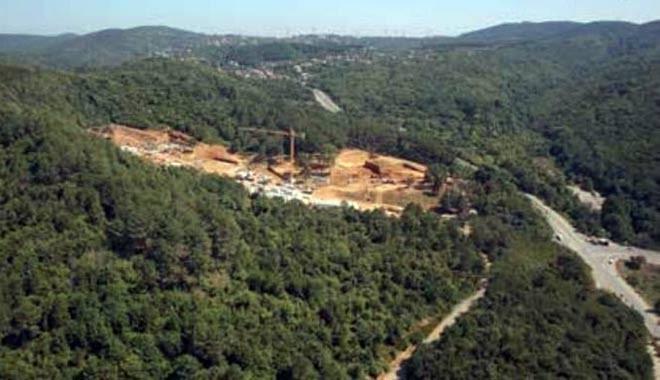 AKP, Orman Yasası'nda değişiklik yapıyor, orman içinde tesis açılabilecek