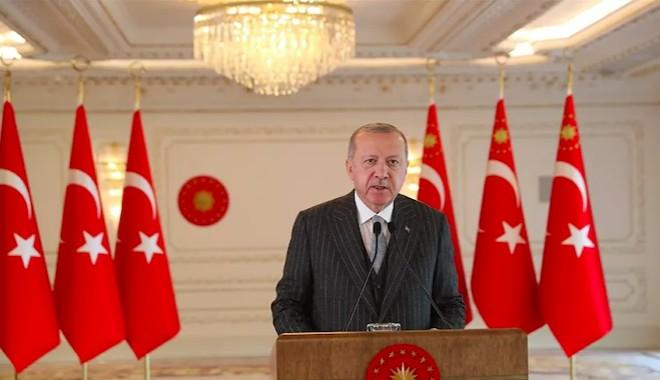 'İşçilikten geldim' diyen Cumhurbaşkanı Erdoğan: Kazanılmış hakları korumak görevimiz