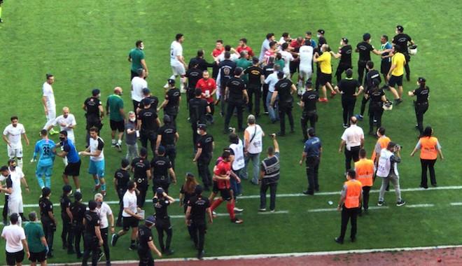 Yarım asırlık Eskişehirspor küme düştü!