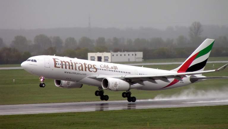 Emirates Havayolu'nda Büyük Hırsızlık
