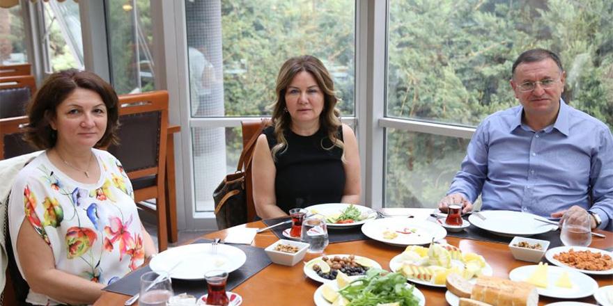 Hatay Büyükşehir Belediye Başkanı Lütfü Savaş N Gazete'ye konuştu