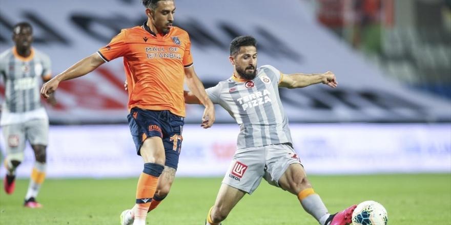 Medipol Başakşehir İle Galatasaray Puanları Paylaştı