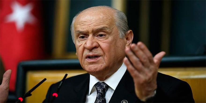 Bahçeli, AK Parti ile ittifakını resmen bitirdi