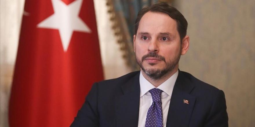 Hazine Ve Maliye Bakanı Albayrak: Türkiye'nin Ekonomisine Güven Artıyor