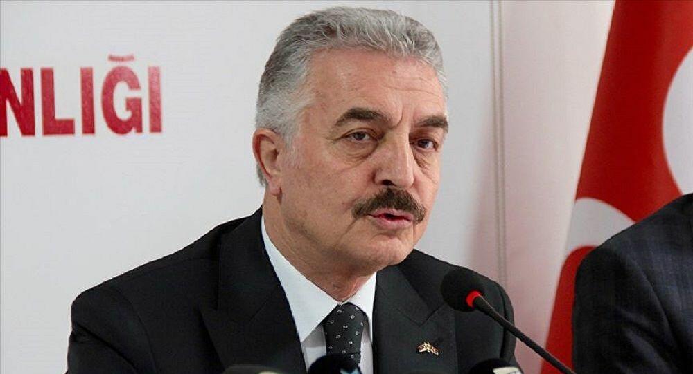 MHP'li Büyükataman: Cumhur İttifakı'nın uyumlu çalışması Kılıçdaroğlu'nda hayranlık uyandırmakta
