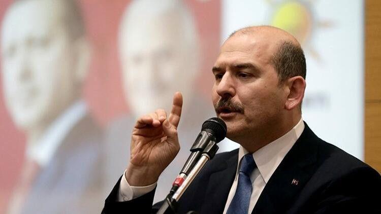 İçişleri Bakanı Soylu, İdlib için 10 briket ev bağışladı