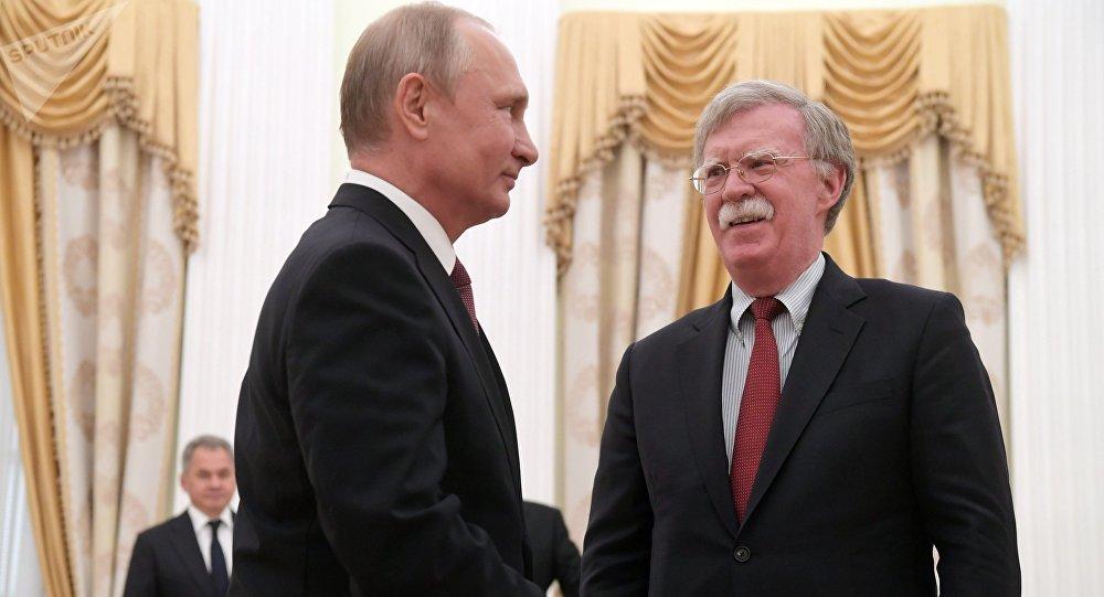 Bolton-Putin Görüşmesi Sonuç Vermedi,Putin-Trump Zirvesi Gündemde