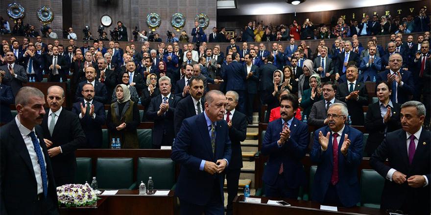 Erdoğan'ın maaşı 74 bin 500 TL olacak