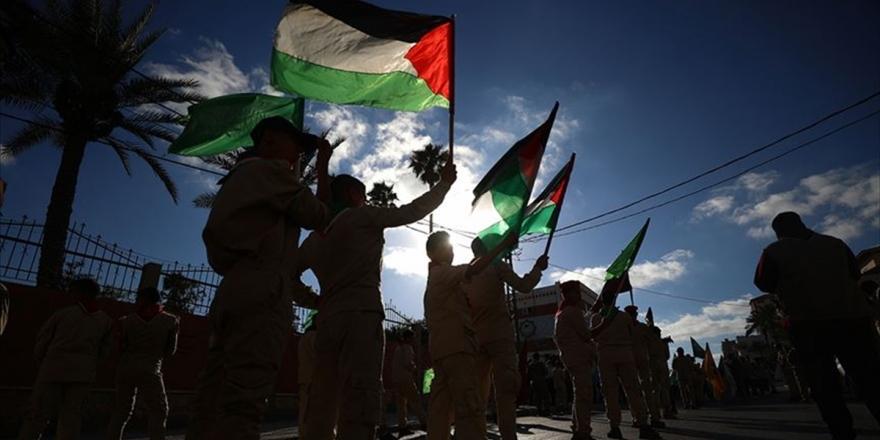 Filistin'deki Siyasi Parti Ve Örgütler, İsrail'in İlhak Planına Karşı Birlikte Hareket Edecek