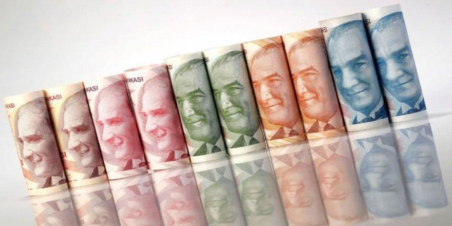 Hazine de haziran ayında,26 milyar 758 milyon lira nakit dengesi  açık verdi