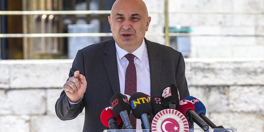 CHP'li Özkoç'tan Erdoğan'a Tank Palet tepkisi