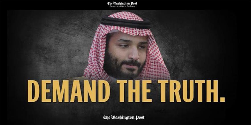 Washington Post gazetesi 'Kaşıkçı' kampanyası başlattı