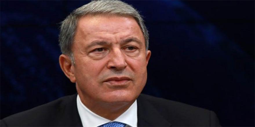 Milli Savunma Bakanı Akar: 14 bin 694 terörist etkisiz hale getirildi