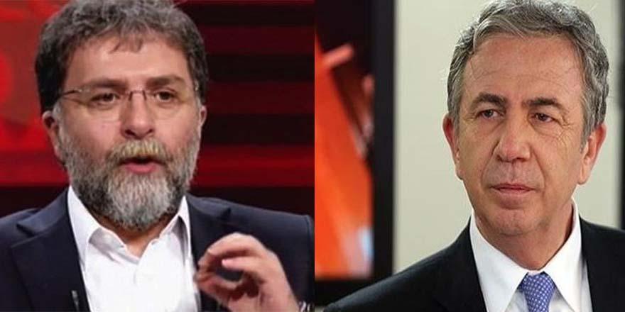 "Mansur Yavaş'tan Ahmet Hakan'a,  ""İspat etmeyen şerefsizdir"""