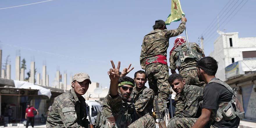 Almanya'dan YPG'ye katılanların sayısı açıklandı