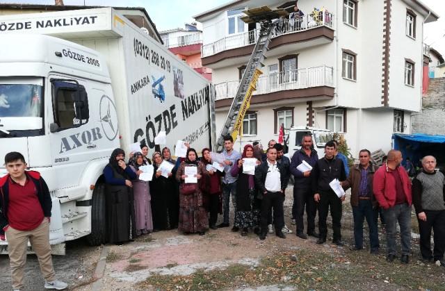 Ankara'da Vatandaşların Dolandırıcı İsyanı