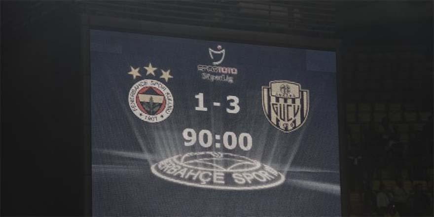 Kadıköy'de şok skor