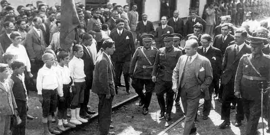 Prof. Dr. Anıl Çeçen yazdı: Atatürk'ün devlet modeli