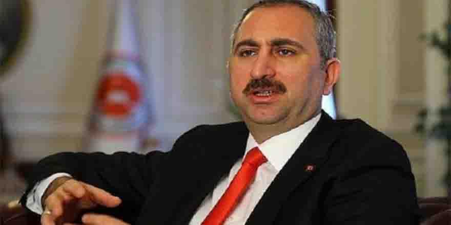 Adalet Bakanı: Af teklifi dışında yeni bir taslak hazırladık