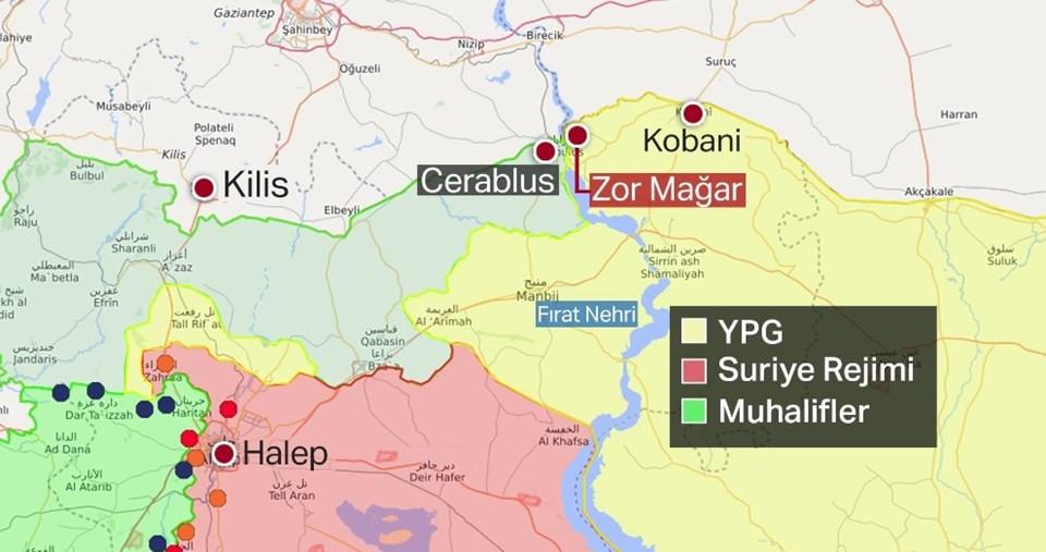 Erdoğan, 'Fırat'ın Doğusuna Bir Gece Ansızın Gelebiliriz' Dedi, Analistler Doğruladı