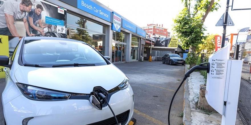 Bosch Car Service'lerde Zorlu İş Birliğiyle Elektrikli ...