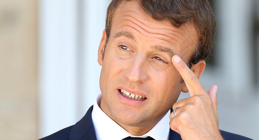 Macron: 'Birileri Avrupa'ya Milliyetçilik Cüzzamı Yayıyor'