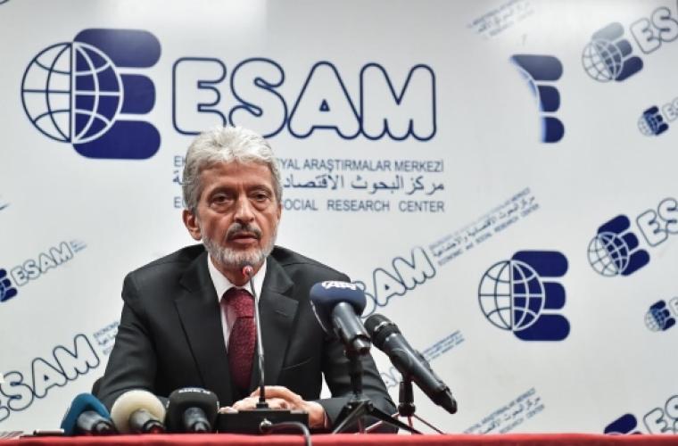 ABB MUSTAFA TUNA: 'ANKARA'DA RANT ALMIŞ BAŞINI GİDİYOR!'