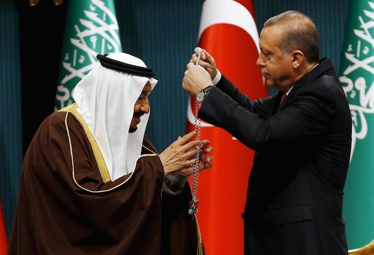 'KAŞIKÇI CİNAYETİ EMRİNİ KRAL SALMAN DEĞİL SUUD HÜKÜMETİ VERDİ!'