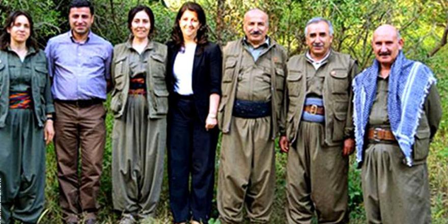 Kandil, HDP'ye oy verenlere teşekkür etti