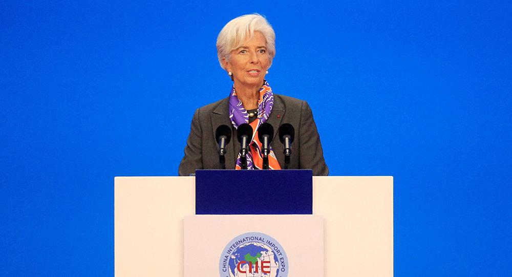 IMF Şefi'nden Çin'e Altın Tepsi! İran Yaptırımlarla Yalnız Mı Bırakılıyor?