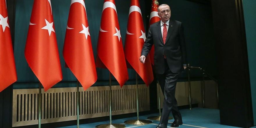 Cumhurbaşkanı Erdoğan Azerbaycan, Umman Ve Türkmenistan Liderleriyle Bayramlaştı