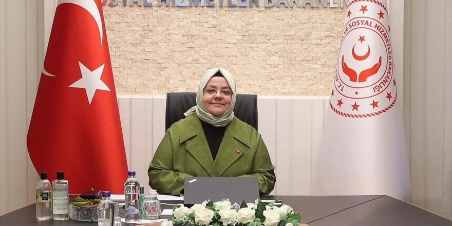 Bakan Zehra Zümrüt Selçuk: 'Biz Bize Yeteriz Türkiyem Kampanyası'nda 1,2 Milyon İhtiyaç Sahibi Haneye Ulaşıldı