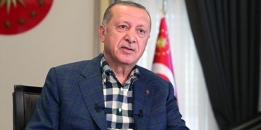 Cumhurbaşkanı Erdoğan: Ayasofya'nın İbadete Açılması Bayram Sevincimizi Daha Da Artırmıştır