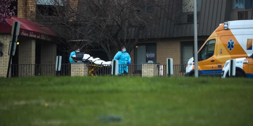ABD'de Kovid-19'dan Yaşamını Yitirenlerin Sayısı 156 Bini Aştı